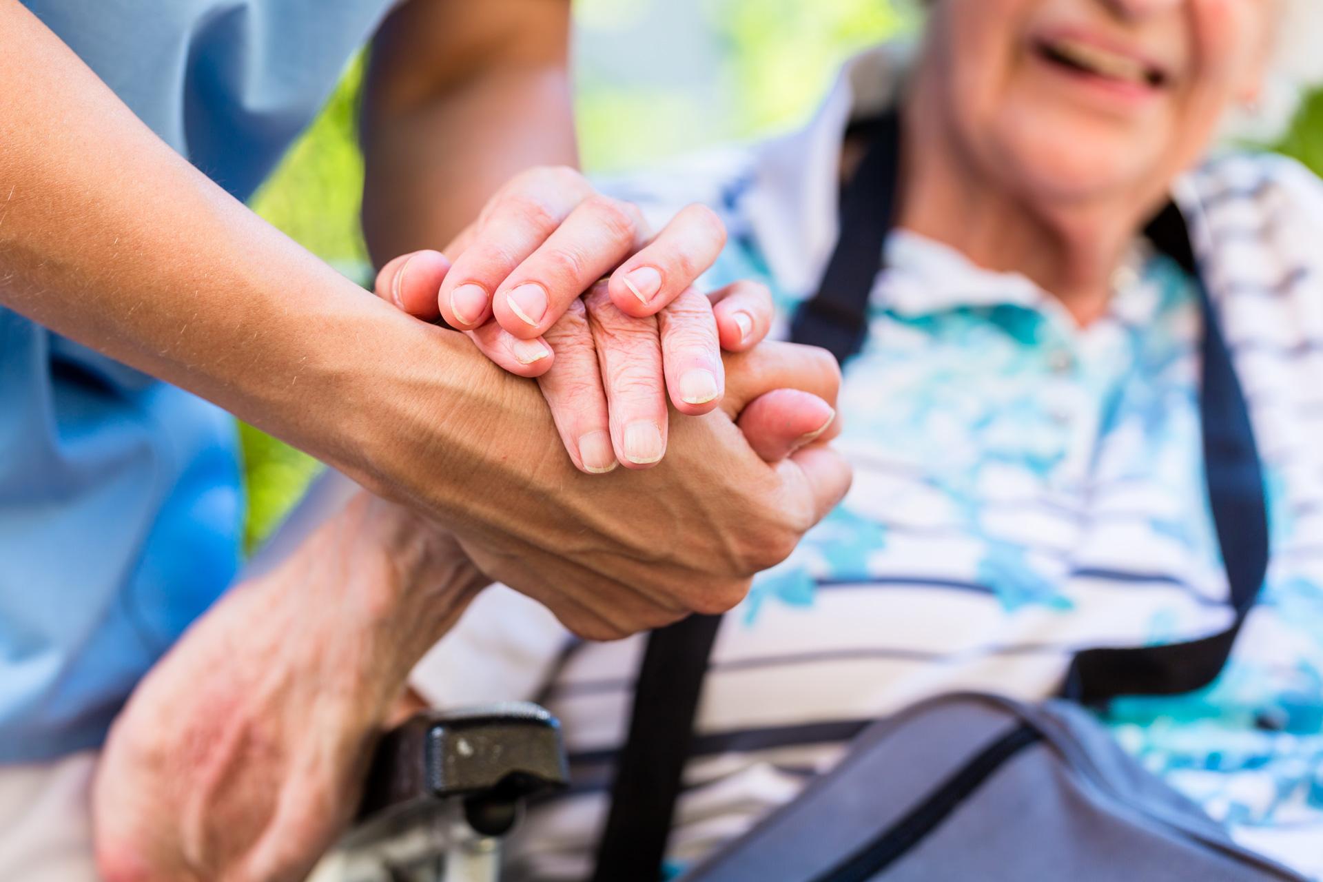 Wir bieten Dir als examinierte Pflegekraft: